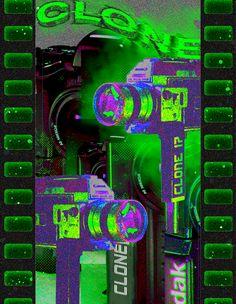 Analog-camera Print for a CLONE-Hoodie #analog #camera #hoodie #green Alaska, Action, Hoodie, Green, Photography, Group Action, Photograph, Photo Shoot, Fotografie