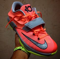 all nike kd shoes