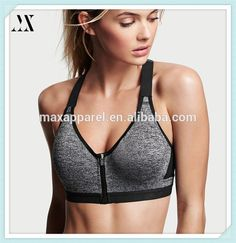 44416792aa Incredible by Victoria s Secret Front-close Sport Bra - Victoria Sport…