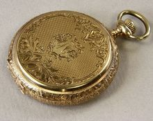 14K Gold American Waltham 16 Size Hunting Case Pocket Watch Ca: 1904 Old Pocket Watches, Hand Engraving, Jewelry Watches, Hunting, Jewels, Personalized Items, American, Gold, Accessories