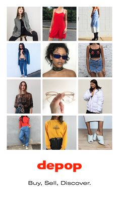 557252e29b03 Depop (depop) on Pinterest