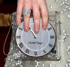 Lily James - Cinderella premiere (clutch shot)