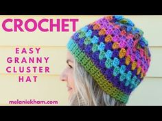Today we share this step by step guided video tutorial:Easy Granny Cluster Crochet Beanie. So we can say that this is beginner friendly good quality tutorial. beatuful colors made this crochet one of the beautiful creations. You will need simple skills to crochet this beautiful andEasy Granny Cluster Crochet Beanie. Hope this video tutorial will …