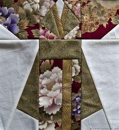 Kimono Quilt Blocks - 2