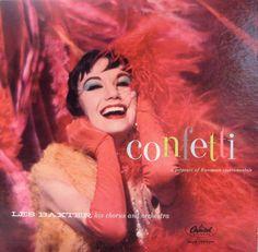 Confetti  — Les Baxter #vintage #vinyl #records