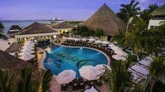 El Desire Riviera Maya Resort es un complejo exclusivo para parejas, adultos mayores de edad. Incluye una playa nudista, situado en la Riviera Maya... #Cancun #Mexico #Hoteles