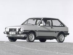 Ford Fiesta XR2 1981-1983 - photo Ford | Auto Forever