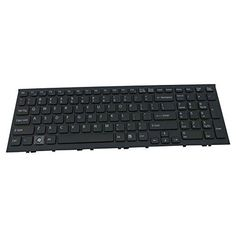Generic New Black Laptop US Keyboard for SONY Vaio PCG-71911L PCG-71912L PCG-71913L PCG-71914L VPC-EH VPCEH VPC-EH3DGX VPC-EH3HFX VPC-EH3JFX VPC-EH3AFX VPC-EH3BFM VPC-EH3CFX VPC-EH35FM Series Part Number V116646E 148970811 AEHK1U00010 35200970