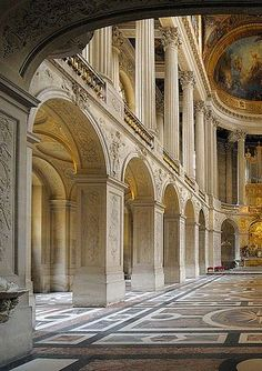 Versailles, France, by Maurizio Fontana