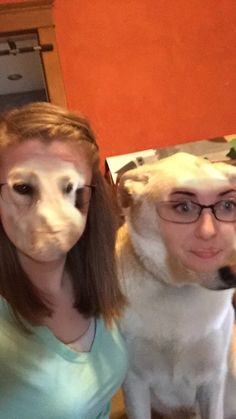 Easter. Monday. Life. // and some other stuff  face swap // fail // dog // husky // shepherd // mix