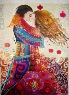 Canan Berber'in Sevgililer Sergisi   Mutlumikrop