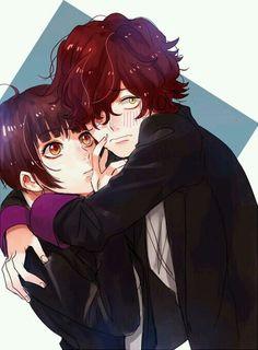 Hinakawa is mine, bitch, well, nope, Akane-San (but yes he is mine) Manga Anime, Anime Art, Psycho Pass, Neon Genesis Evangelion, Naruhina, Manga Pictures, Anime Love, Anime Couples, Cute