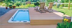 Jacuzzi, Wellness, Spas, Pools, Deck, Garden, Outdoor Decor, Home, Heating Systems