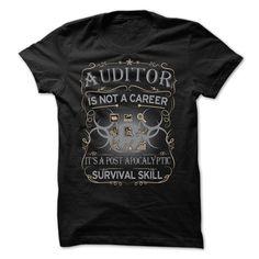 Auditor  T Shirt, Hoodie, Sweatshirt