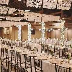 mexican wedding decoration ideas