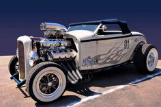 32 ford roadster 15 x 6 ET Gassers 15 x 10 ET Fuelers