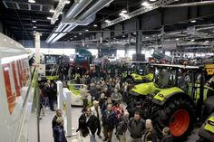 February edition) - Hall 5 www. Agricultural Engineering, Monster Trucks, February, Vehicles, Cars, Vehicle