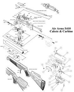 2x-final-stage-airgun-stirrup-pump-seals-for-FX-Webly