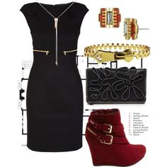 """""""Architect"""" by mollylsanders on Polyvore"""