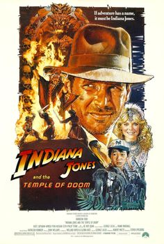 Indiana Jones and the Temple of Doom, 1984