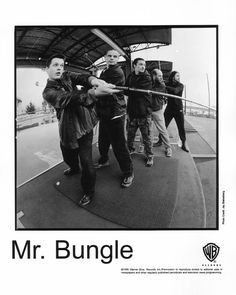 Mr Bungle on the golden era