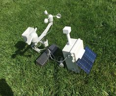 GroveWeatherPi - Raspberry Pi Based Weather Station - No Soldering Required