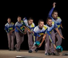 Two handed style with Jason Belmonte