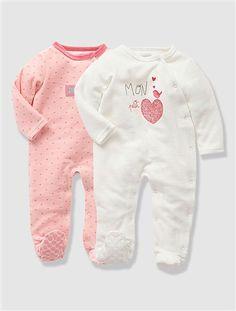 623fb3da06601 Lot de 2 pyjamas bébé velours nouveau né dès 45 cm ASSORTIS - vertbaudet  enfant Accessoire