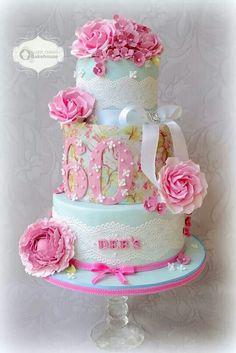 Large pink roses# yummy yummy#sweet