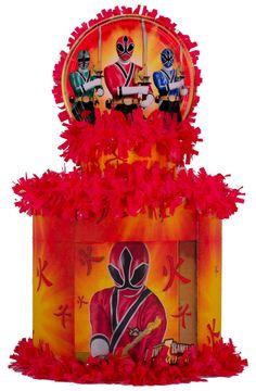 World of Pinatas - Power Rangers Pinata, $27.99 (http://www.worldofpinatas.com/power-rangers-pinata/)