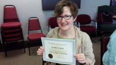 Emily Clark, Super Sales graduate.