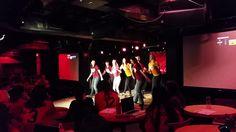 Cups - Delta Phi Omega Talent Show: Spring 2017