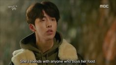 Jealous Jung Joon Hyeong in Weightlifting Fairy Kim Bok Joo