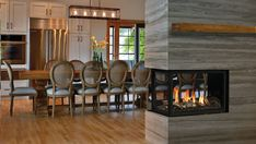 Atrium Gas Fireplace  #Gasfireplace #Fireplace #Marquis #Atrium #HVAC  Source: Cozy Comfort Plus https://cozycomfortplus.com/