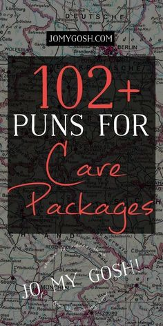Puns for Care Packages List of puns to use for care packages. Love this & saving it!List of puns to use for care packages. Love this & saving it! Gifts For Boyfriend Long Distance, Boyfriend Gifts, Boyfriend Letters, Boyfriend Ideas, Gifts Love, Diy Gifts, Homemade Gifts, Unique Gifts, Crafts For Teens To Make