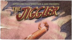 Adventure Time Title Card The Jiggler Adventure Time Season 1, Adventure Time Wiki, Adventure Time Episodes, Cartoon Network Shows, Cartoon Tv Shows, Cartoon Games, Marceline, Adventure Time Background, Super Club