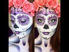 Ideas para maquillaje de Catrina que puedes hacer tu misma - Moda y estilo