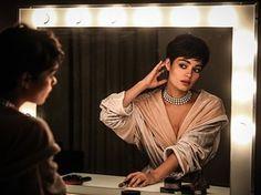 A atriz está vivendo fase feliz dentro e fora do trabalho (Foto: Pedro Curi/TV Globo)