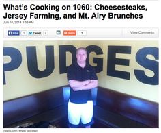 In light of the second Pudge's opening in Conshohocken, here is an interview of our co-owner, Matt Duffin, with KYW Newsradio... Great man, check it out!