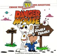 Danger Mouse - Danger Mouse & Penfold