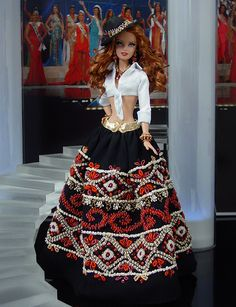 Miss Chile 2012