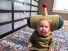 Katamari Baby Costume