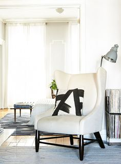 Family Bonding Atop a Brooklyn Brownstone | Design*Sponge