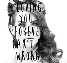 Lana Del Rey - Dark Paradise _ Loving you forever, can't be wrong.