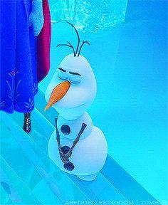 #Olaf #Frozen #Disney