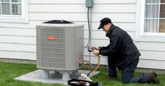 Maintenance of Household HVAC Systems