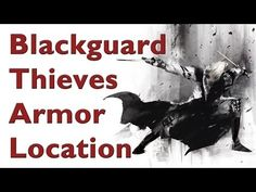 Skyrim - How to get The Best Thieve Armor (Secret Blackguard Armor) - YouTube