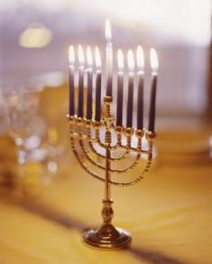 Thanks to my ancestors - who as children - managed to out guilt the parents.  This holiday was minor at best - now presents galore!  Todah rabbah!   - - - - - - - ! תודה רבה