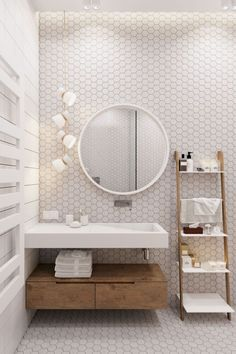 Awesome Scandinavian Bathroom Ideas (95)