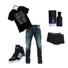 """boy"" by nicola-gabcova on Polyvore"